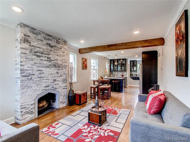 Photo of home for sale at 3707 Zenobia Street, Denver CO