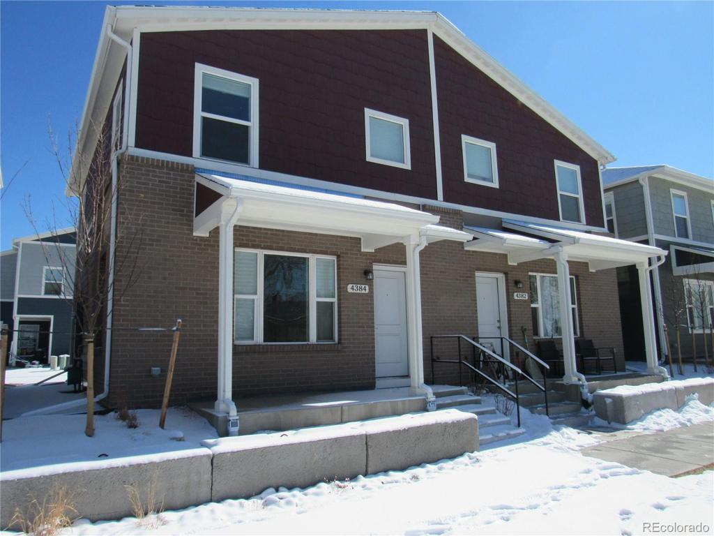 Photo of home for sale at 4302 Columbine Street N, Denver CO