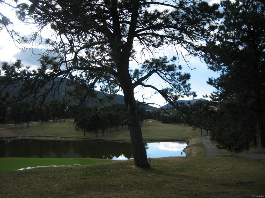 Photo of home for sale at Lot 363 Interlocken Court, Evergreen CO