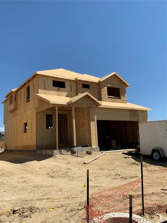 Photo of home for sale at 17289 103rd Place E, Commerce City CO