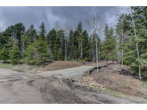 Property for sale at 19684 Silver Ranch Road, Conifer,  Colorado 80433