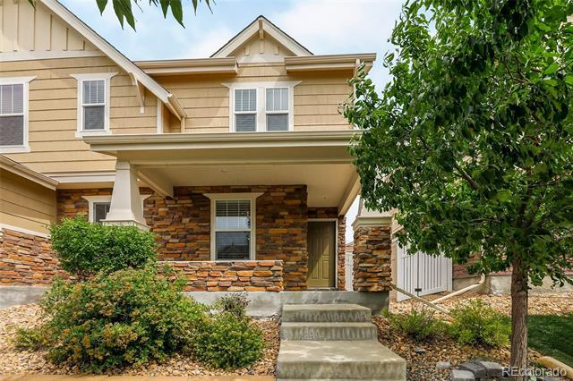 Photo of home for sale at 1210 Richfield Street South, Aurora CO