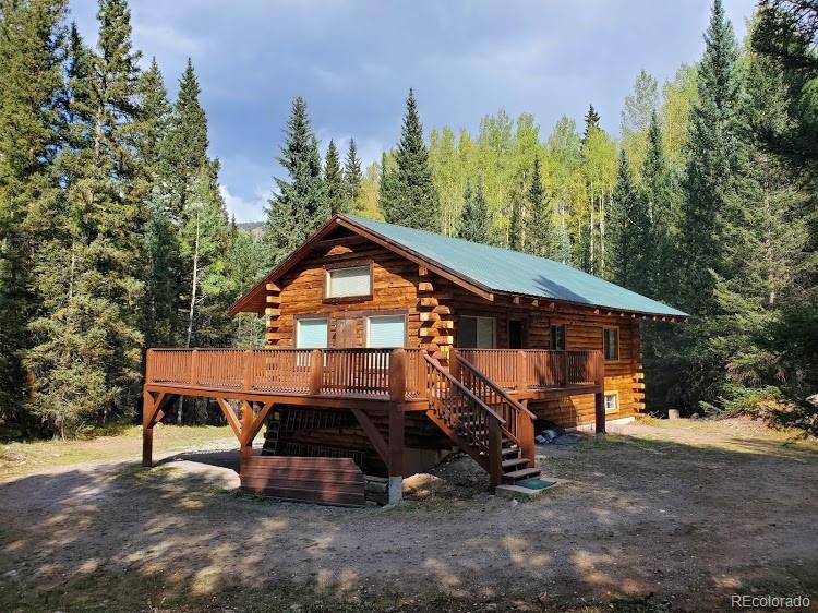 Photo of home for sale at 53 Conifer Lane, Ophir CO