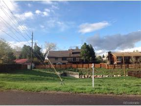 Property for sale at 8355 West Stene Drive, Littleton,  Colorado 80128