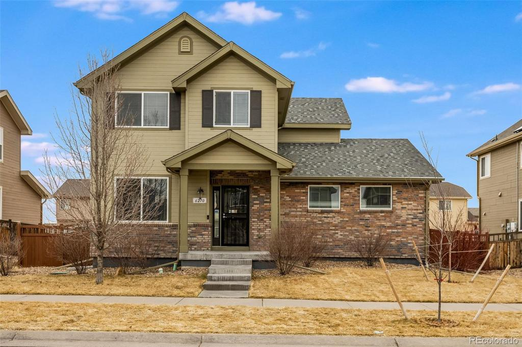 Photo of home for sale at 6270 Fundy Street N, Aurora CO