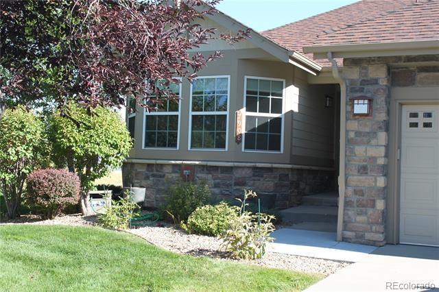 Photo of home for sale at 7908 Algonquian Court South, Aurora CO