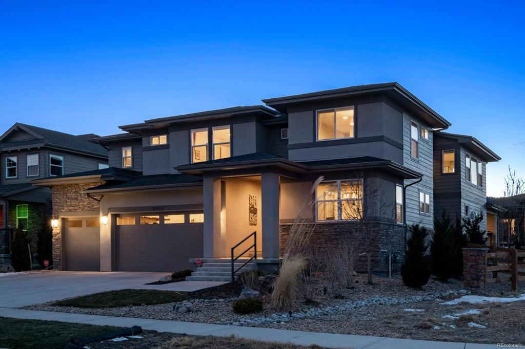 Photo of home for sale at 8857 Eldora Street, Arvada CO