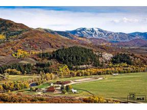 Property for sale at 44285 Routt County Road #129, Steamboat Springs,  Colorado 80487