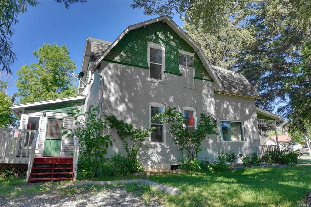 Photo of home for sale at 112 Main Street, Meeker CO