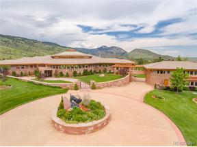 Property for sale at 22101 Bear Tooth Drive, Golden,  Colorado 80403