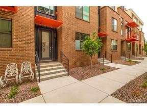 Property for sale at 3030 Wilson Court Unit: 5, Denver,  Colorado 80205