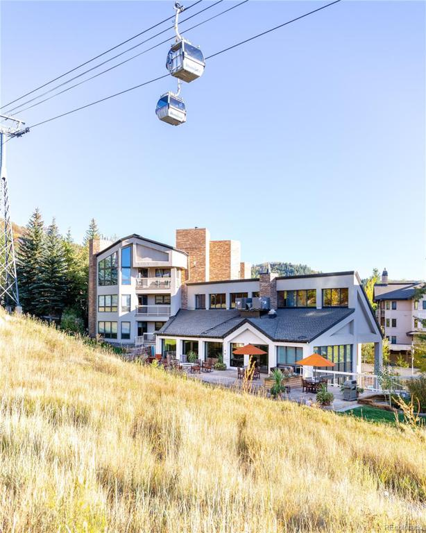 Photo of home for sale at 2340 Apres Ski Way, Steamboat Springs CO