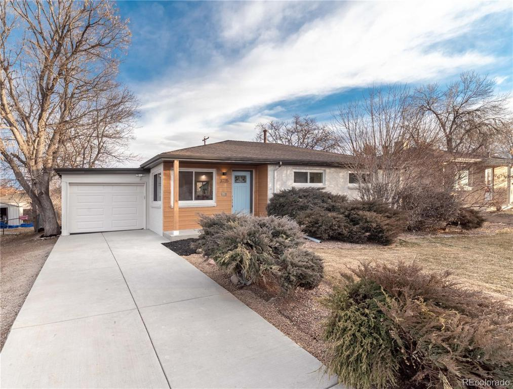 Photo of home for sale at 3735 84th Avenue W, Westminster CO