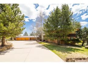 Property for sale at 2830 Interlocken Drive, Evergreen,  Colorado 80439