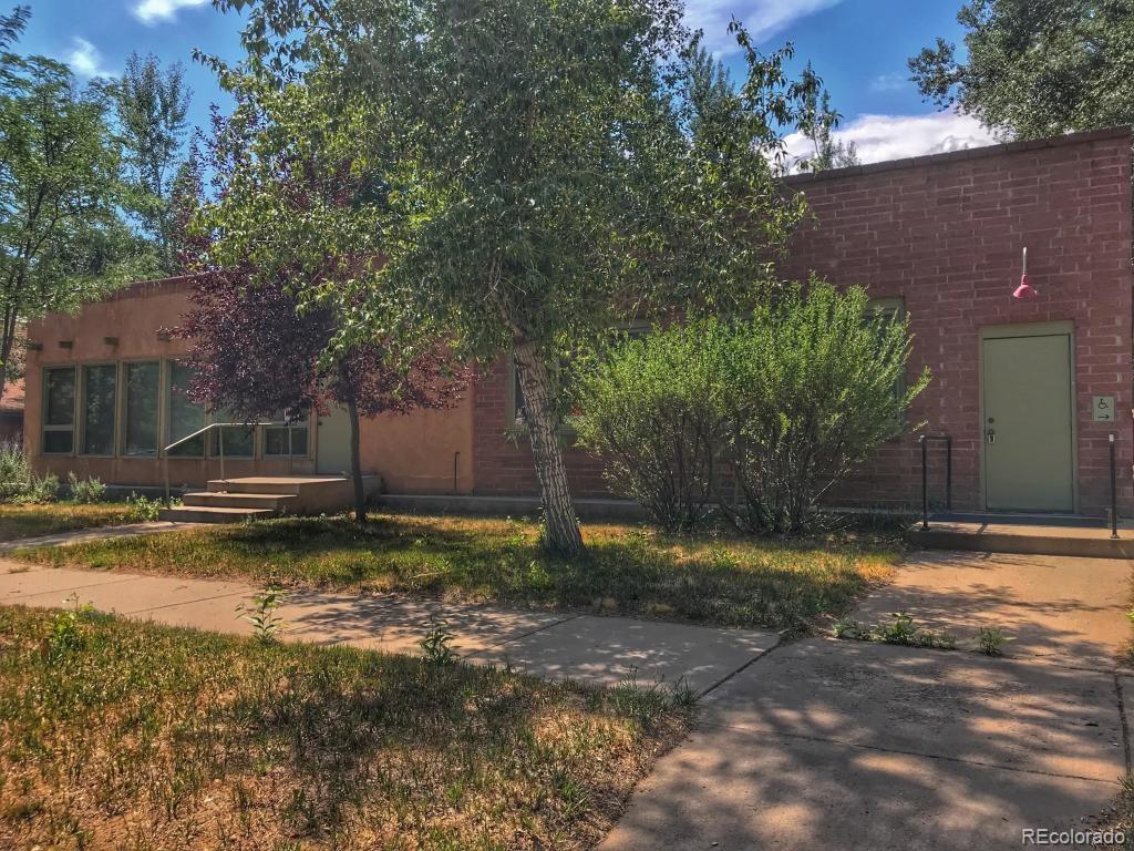 Photo of home for sale at 137 Ryus Avenue W, La Veta CO