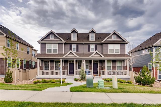 Photo of home for sale at 14723 Crestridge Drive E, Centennial CO