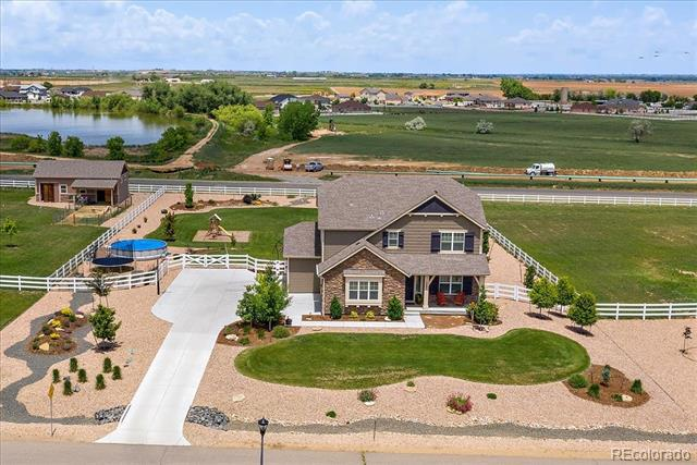 Photo of home for sale at 10693 163rd Court E, Brighton CO