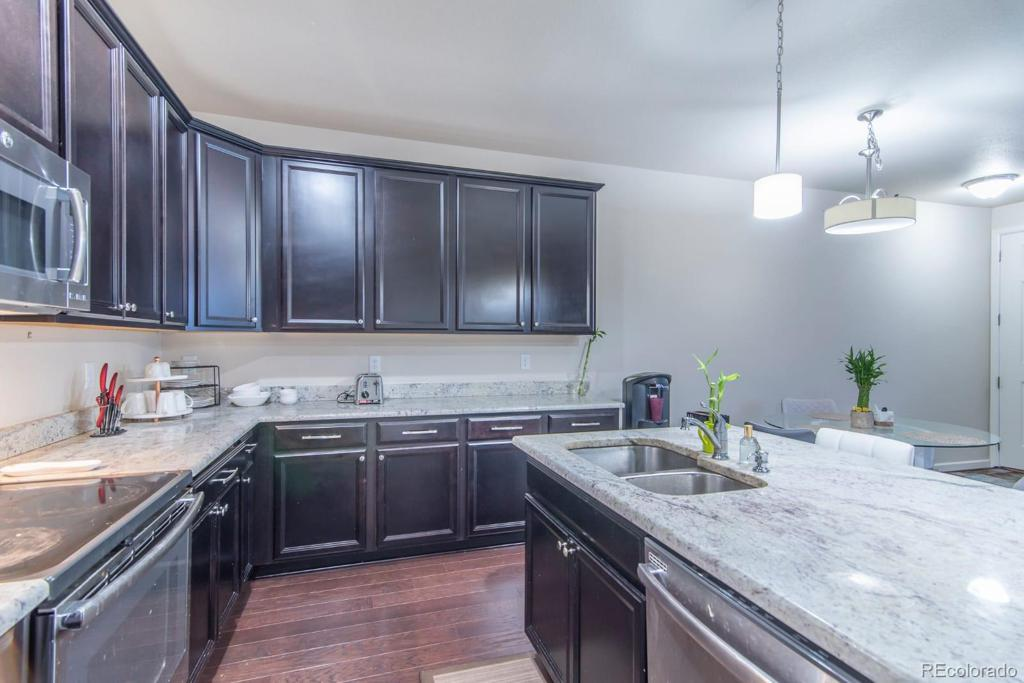 Photo of home for sale at 6634 Patsburg Street S, Aurora CO