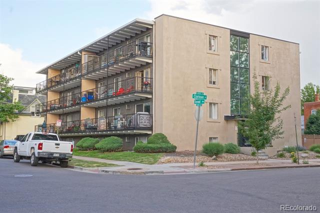 Photo of home for sale at 100 Clarkson Street South, Denver CO