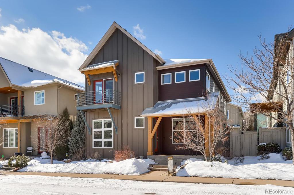 Photo of home for sale at 5235 Denver Street, Boulder CO
