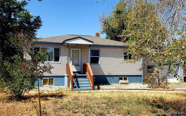 Photo of home for sale at 6941 Magnolia Street, Commerce City CO