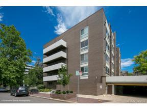 Property for sale at 1050 North Lafayette Street Unit: 406, Denver,  Colorado 80218