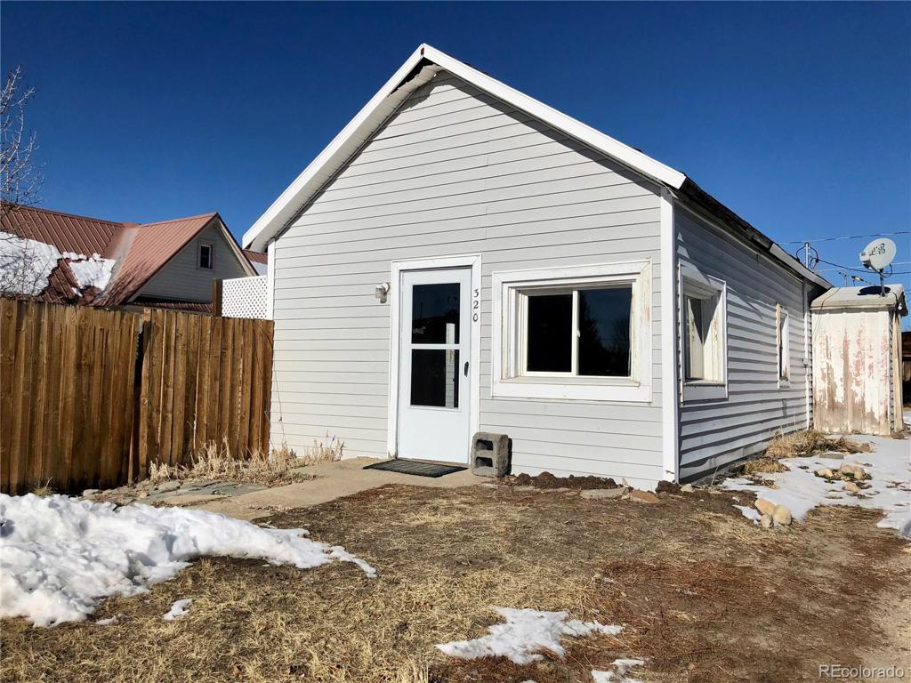 Photo of home for sale at 320 Chestnut Street, Leadville CO