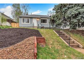 Property for sale at 1650 South Saint Paul Street, Denver,  Colorado 80210