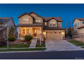 Property for sale at 10646 Sundial Rim Road, Highlands Ranch,  Colorado 80126