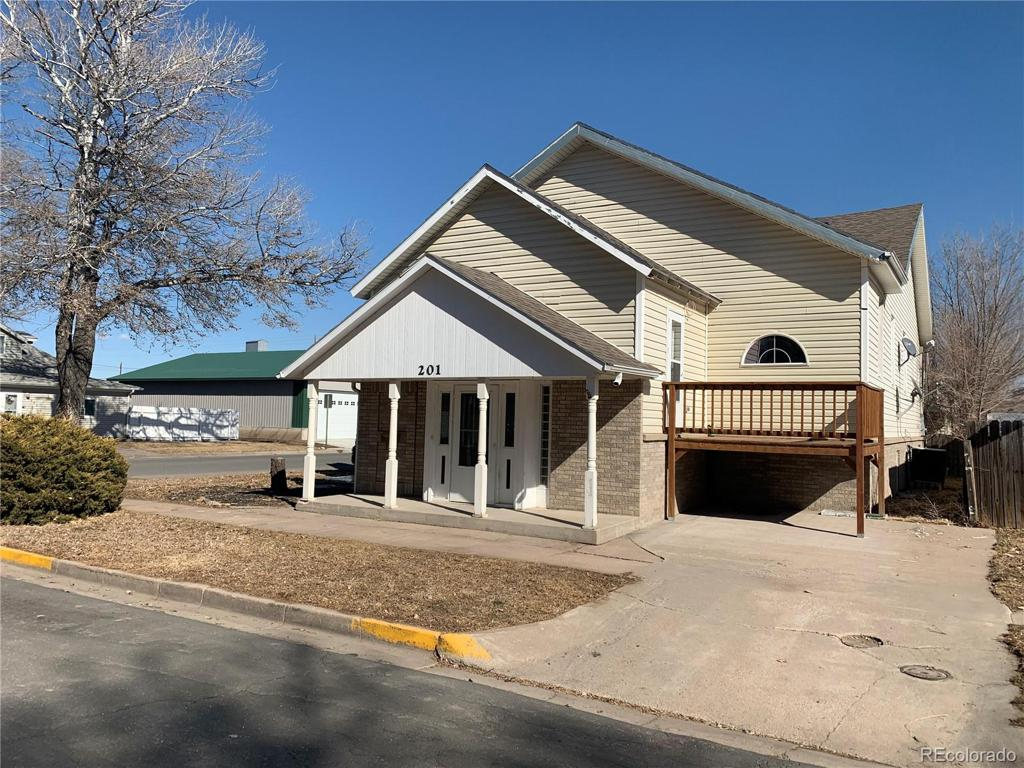Photo of home for sale at 201 Birch Street S, Yuma CO