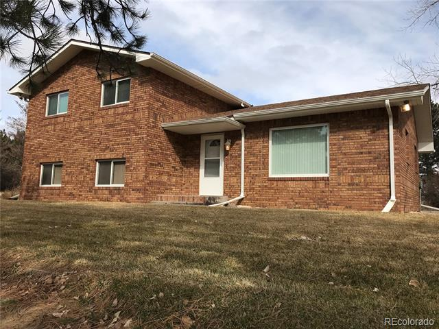 Photo of home for sale at 5101 County Rd K, Wiggins CO