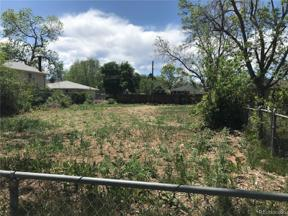 Property for sale at 4711 S Logan Street, Englewood,  Colorado 80113