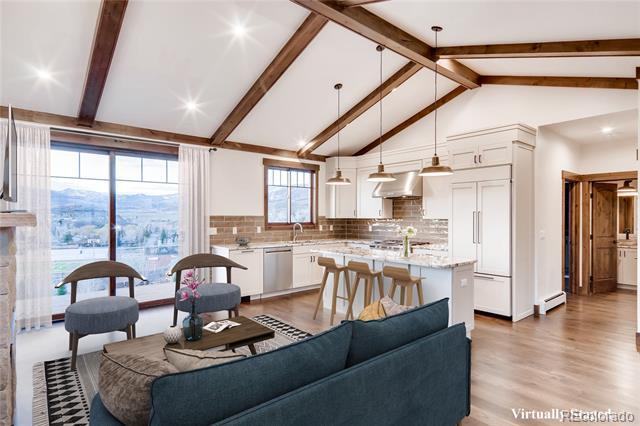 Photo of home for sale at 342 Cherry Drive, Steamboat Springs CO