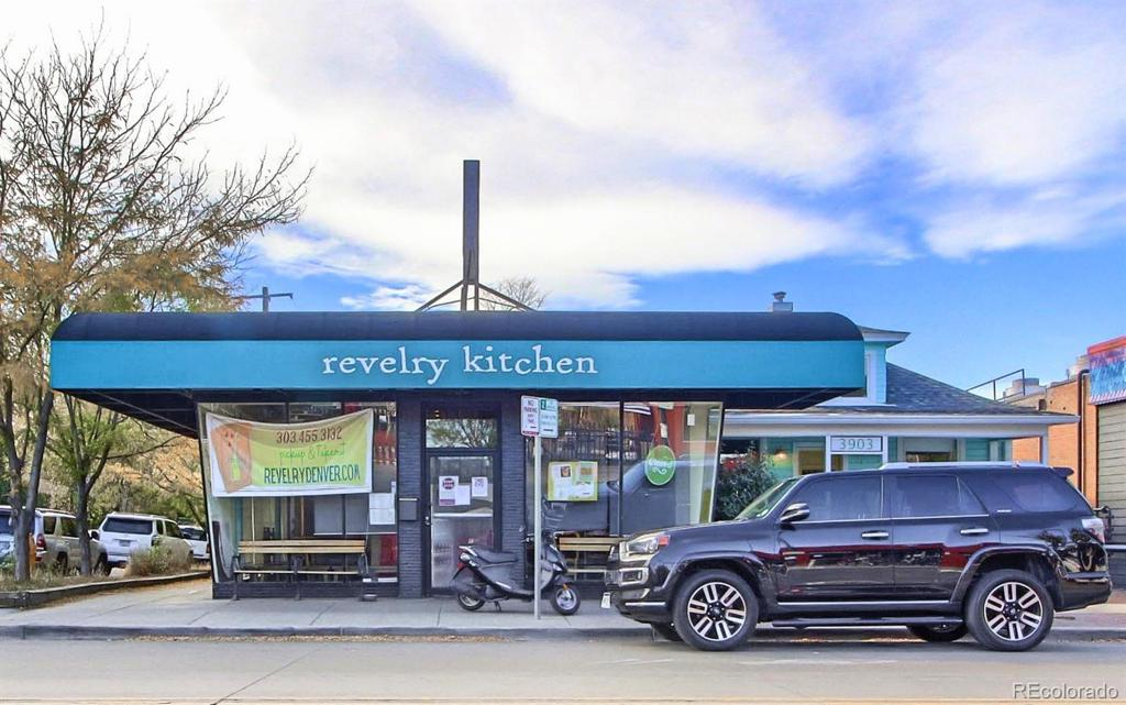 Photo of home for sale at 3901 Tennyson Street N, Denver CO