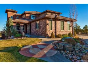 Property for sale at 10452 Marigold Court, Highlands Ranch,  Colorado 80126