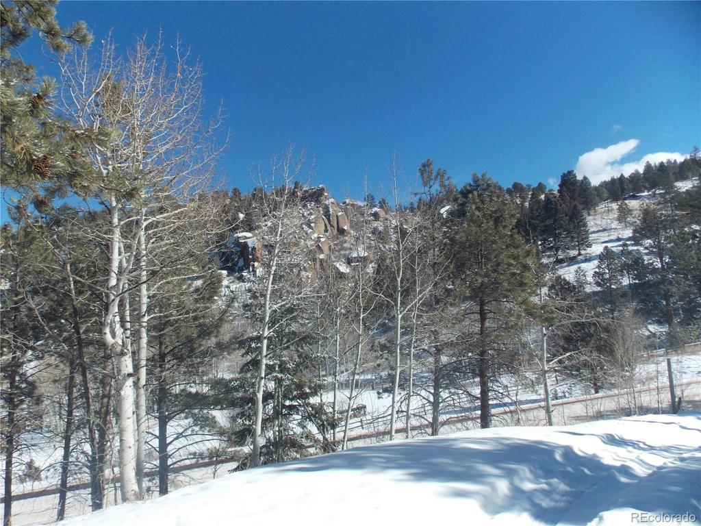 Photo of home for sale at 6621 County Road 1, Cripple Creek CO