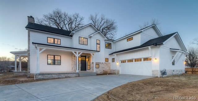 Photo of home for sale at 14802 Clay Street, Broomfield CO
