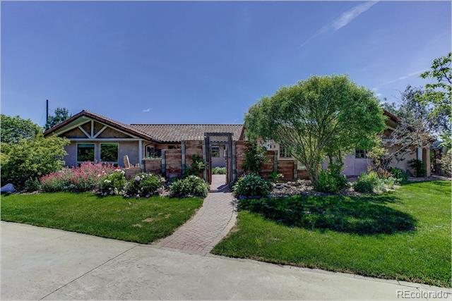 Photo of home for sale at 14534 Fenton Street, Broomfield CO