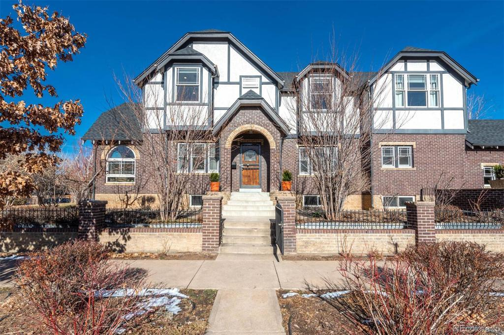 Photo of home for sale at 790 Gaylord Street S, Denver CO