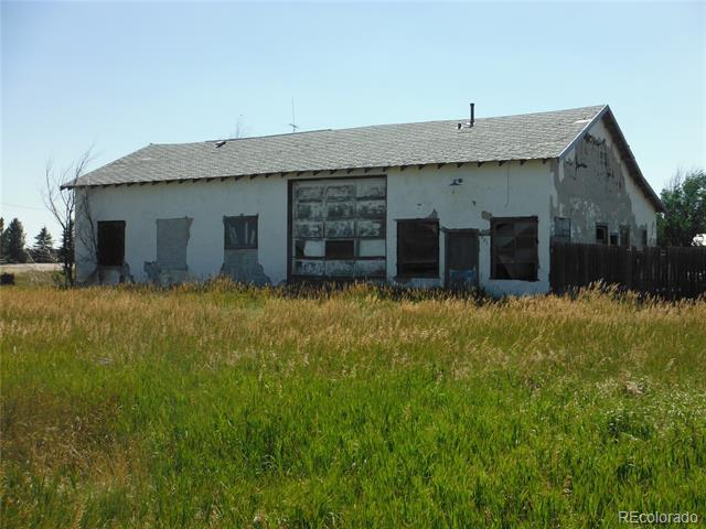 Photo of home for sale at 53895 County Hwy 63, Arriba CO