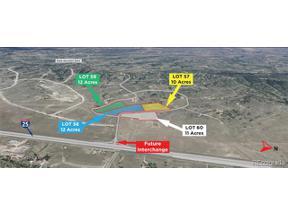 Property for sale at 0 Clarke Circle, Castle Rock,  Colorado 80109