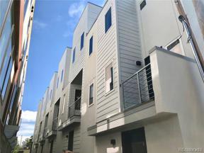Property for sale at 4537 Tennyson Street Unit: 3, Denver,  Colorado 80212