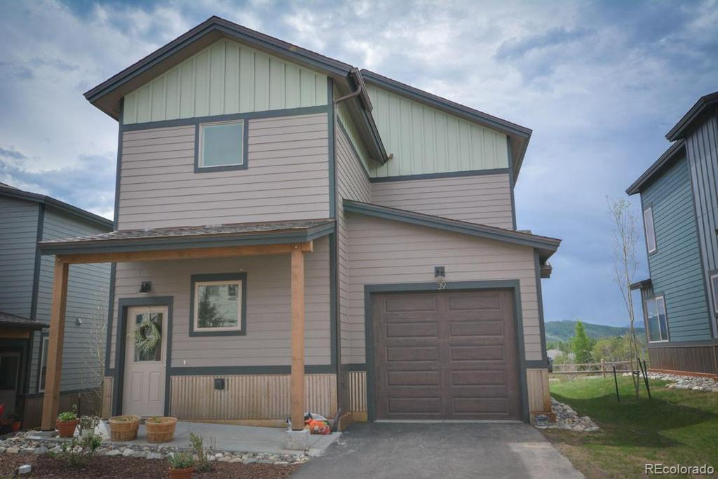Photo of home for sale at 256 Haymaker Street, Silverthorne CO