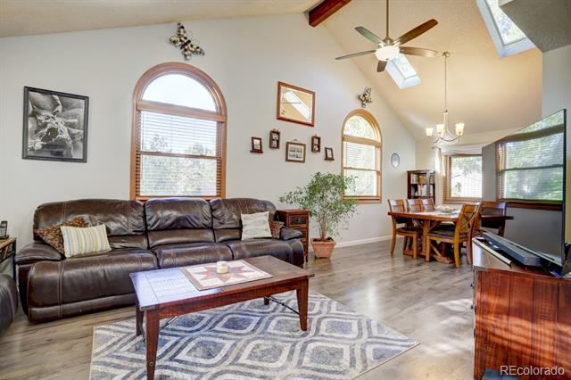 Photo of home for sale at 4782 Gar Way South, Denver CO