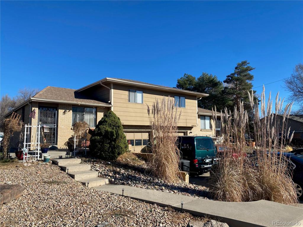 Photo of home for sale at 10935 45th Avenue W, Wheat Ridge CO