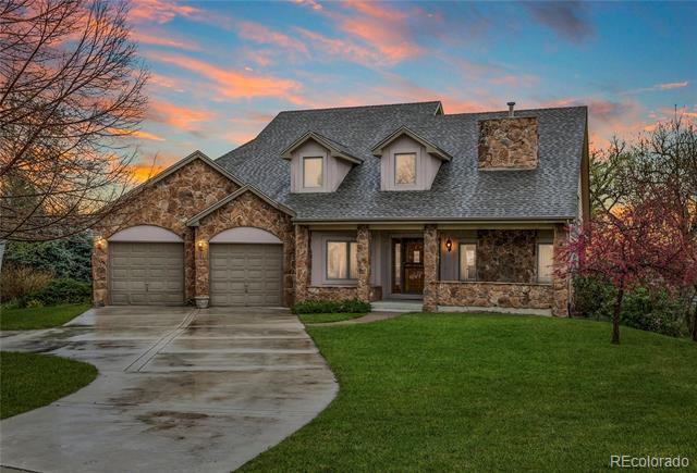 Photo of home for sale at 15601 79th Place W, Arvada CO