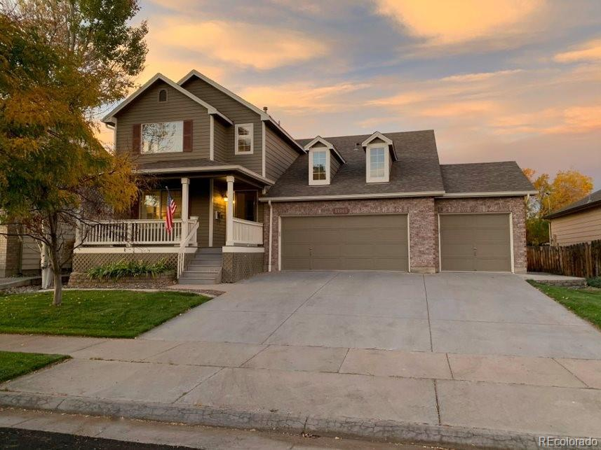 Photo of home for sale at 11065 114th Avenue E, Commerce City CO