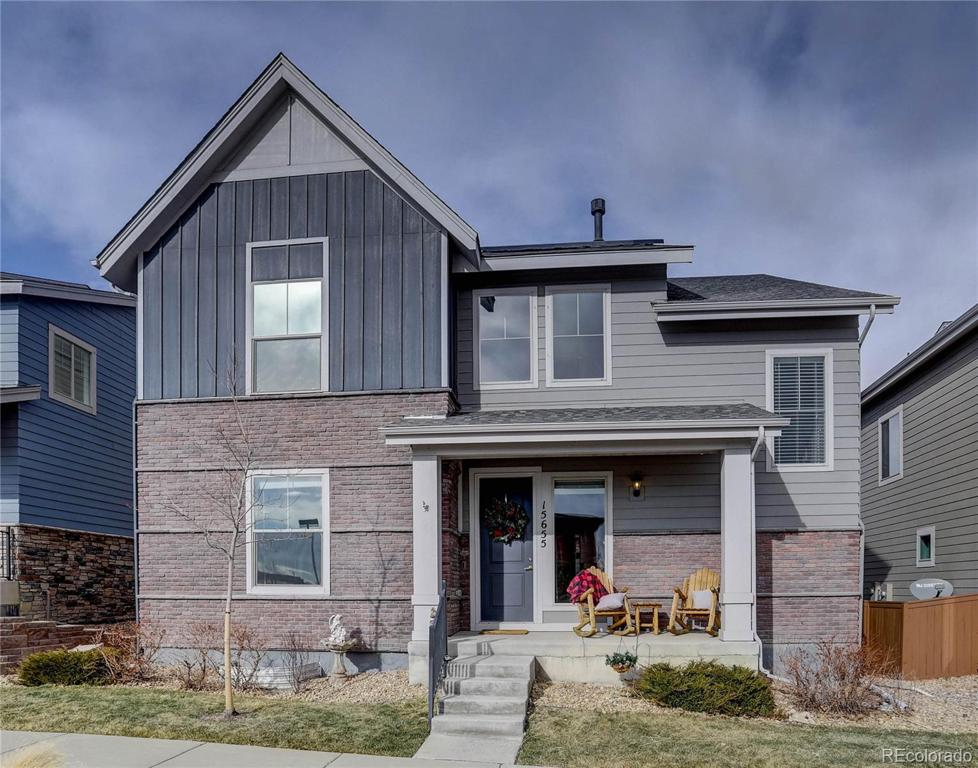 Photo of home for sale at 15655 94th Avenue W, Arvada CO