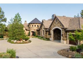 Property for sale at 4 Elk Pointe Lane, Castle Rock,  Colorado 80108