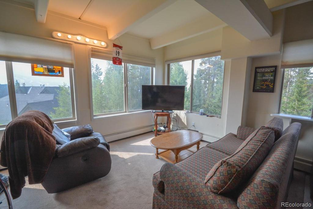 Photo of home for sale at 303 Overlook Drive, Breckenridge CO